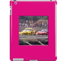 24 h de Le Mans - Vintage - Porsche iPad Case/Skin