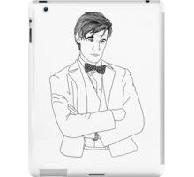 Doctor Who 11th doctor - Matt Smith iPad Case/Skin