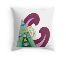Deville Throw Pillow