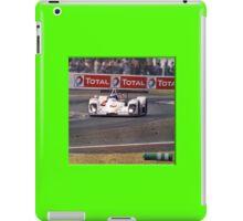 24 h de Le Mans - Vintage - Total iPad Case/Skin
