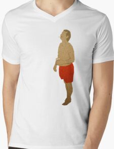 Herman Blume  Mens V-Neck T-Shirt