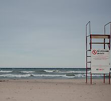 No Lifeguard On Duty by Kyra Savolainen