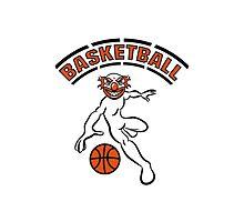 Basketball sport Photographic Print
