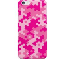 Digital Cammo Pink iPhone Case/Skin