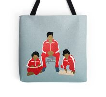 Chas, Ari, Uzi Tote Bag