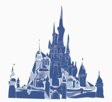 Disney Castle One Piece - Long Sleeve