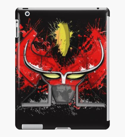PAINT OG MEGAZORD iPad Case/Skin