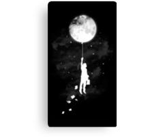 Midnight traveler Canvas Print