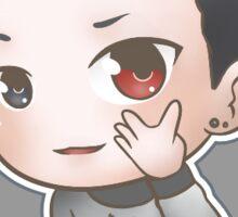 Chibi Kiseop Stalker Sticker Sticker