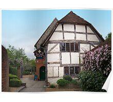 King John's House, Circa 1250 Poster