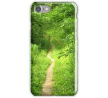 Narrow Is the Way iPhone Case/Skin