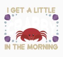 A Little Crabby! One Piece - Short Sleeve