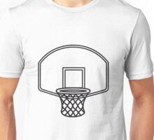 Basketball basket sports Unisex T-Shirt