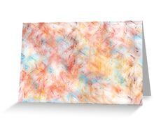 Different Brush Strokes for Different Folks Greeting Card