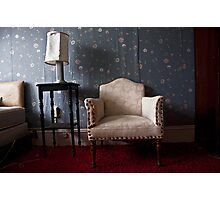 The Chair, NY Photographic Print