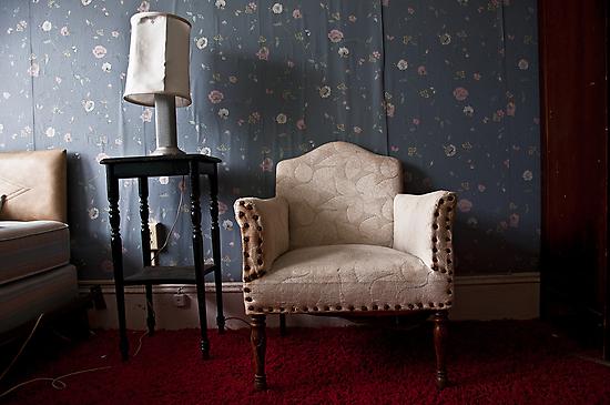 The Chair, NY by Marissa Mancini