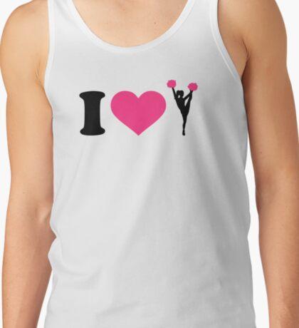 I love cheerleading Tank Top
