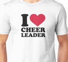 I love cheerleader Unisex T-Shirt