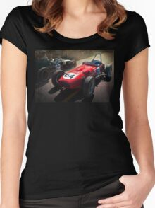 Nota Major Women's Fitted Scoop T-Shirt