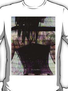 Woman In Corset T-Shirt