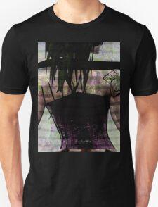 Woman In Corset Unisex T-Shirt