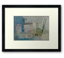 port life (5) Framed Print