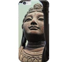 An offer to Buddha iPhone Case/Skin