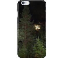 Balsam Fir against the night sky iPhone Case/Skin