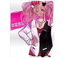 Junko Enoshima: SHSL Fashion Girl! Poster