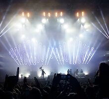 Arctic Monkeys Live at Finsbury Park by Rob Patmore