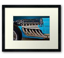 Lago Talbot Framed Print