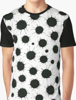 Ink spots Graphic T-Shirt
