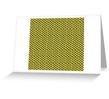 Triangled with you.  Greeting Card