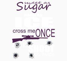 Sweet as Sugar, Hard as ice by Jeff Newell
