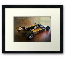 1979 Warsteiner Arrows A1B Framed Print