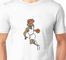 Agro basketball basket sports Unisex T-Shirt