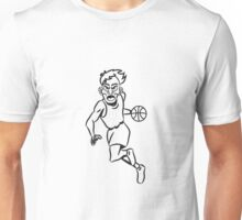 Agro basketball basket sports Unisex T-Shirt