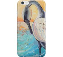 Sea Swan iPhone Case/Skin