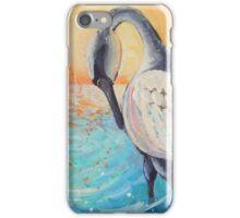 Sea Swan iPhone Case/Skin