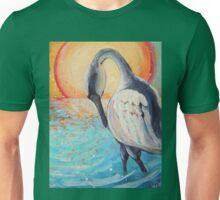 Sea Swan Unisex T-Shirt