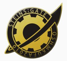 Steins;Gate Lab Badge by Welterz