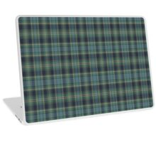 02547 New Castle County, Delaware Fashion Tartan  Laptop Skin