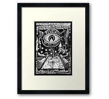 THE REVELATION Framed Print