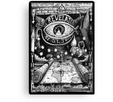 THE REVELATION Canvas Print
