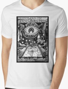 THE REVELATION Mens V-Neck T-Shirt