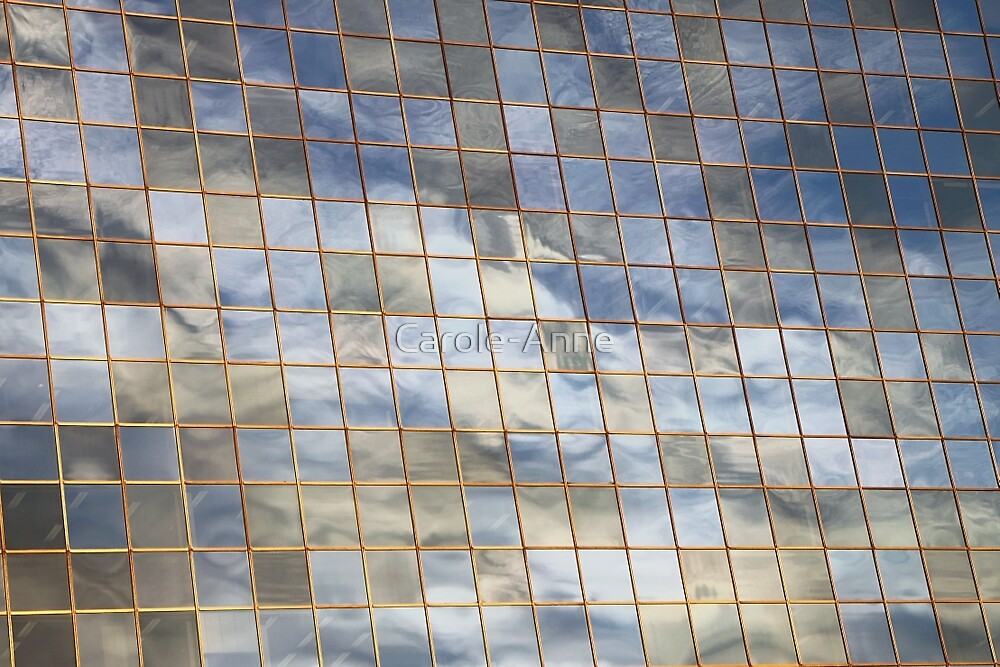 Abstract Sky by Carole-Anne