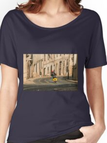 Vespa curve  Women's Relaxed Fit T-Shirt