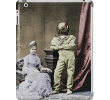 Jules Verne inspired iPad Case/Skin