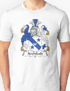 Archibald Coat of Arms / Archibald Family Crest T-Shirt