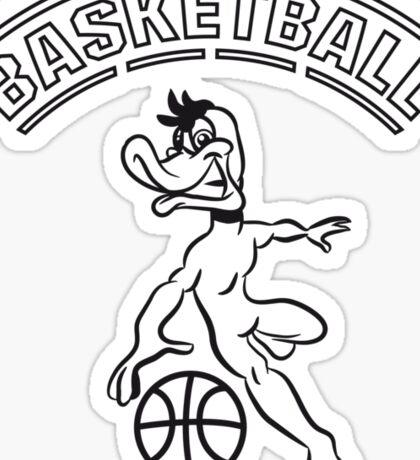 Basketball warriors player ball sports Sticker